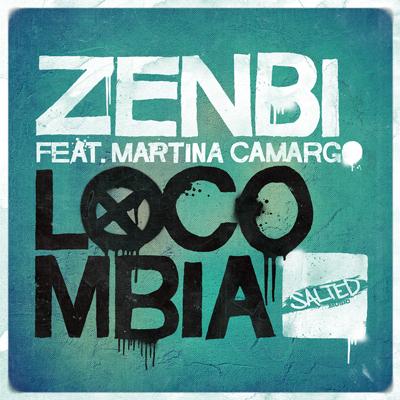 SLT059 - Locombia - Zenbi feat. Martina Camargo