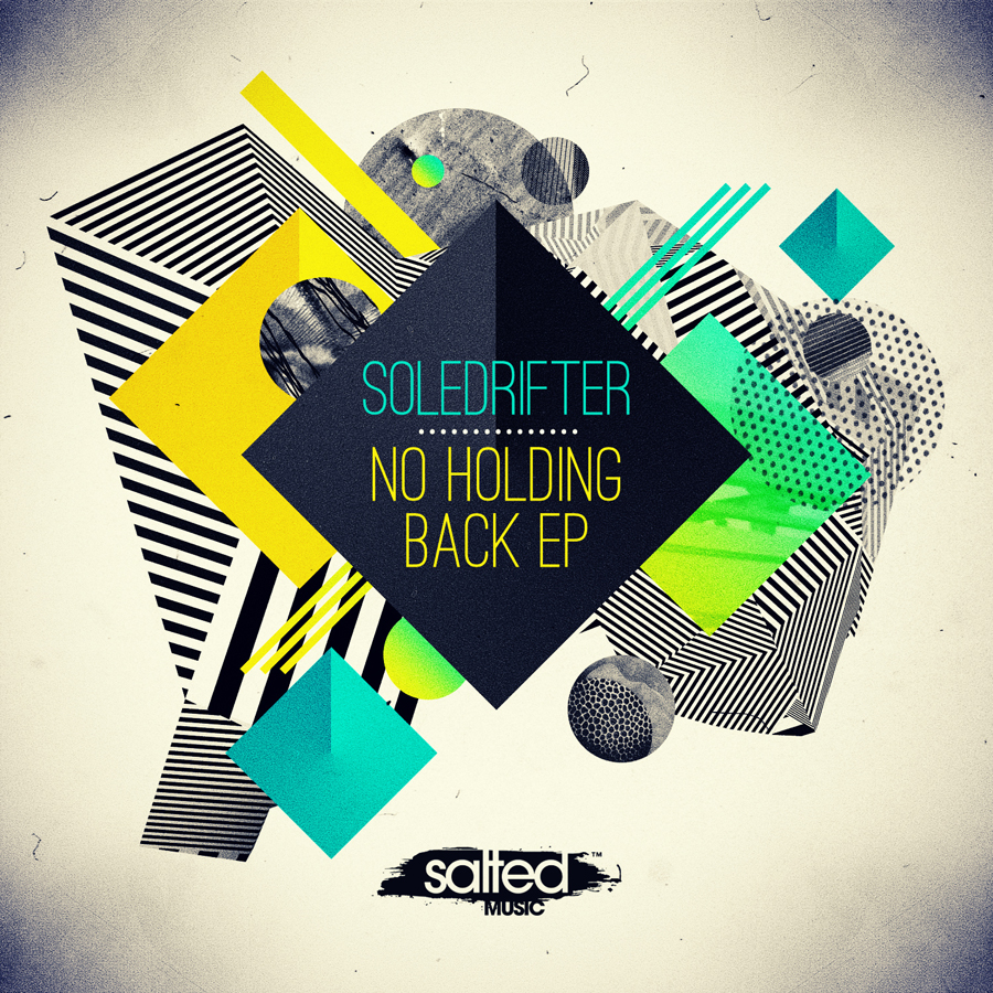No Holding Back - Soledrifter - Salted Music - SLT072