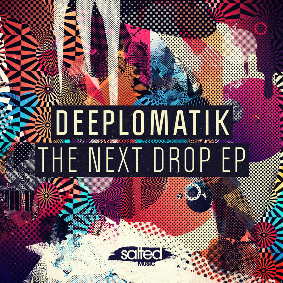 SLT074 Deeplomatik The Next Drop EP