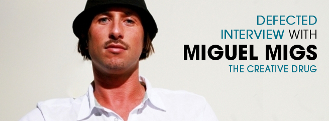Miguel Migs Interview with Defected 2014