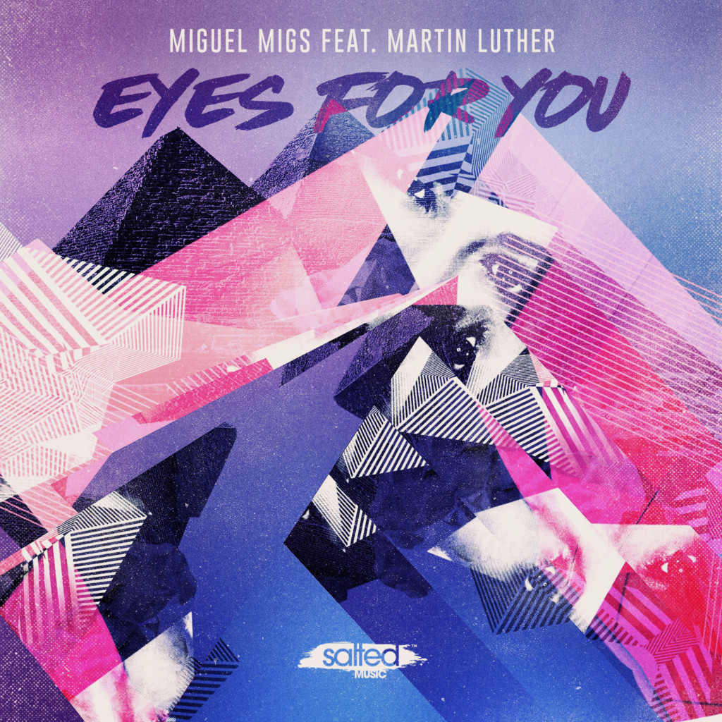 SLT094: Eyes For You - Miguel Migs feat. Martin Luther (Salted Music)