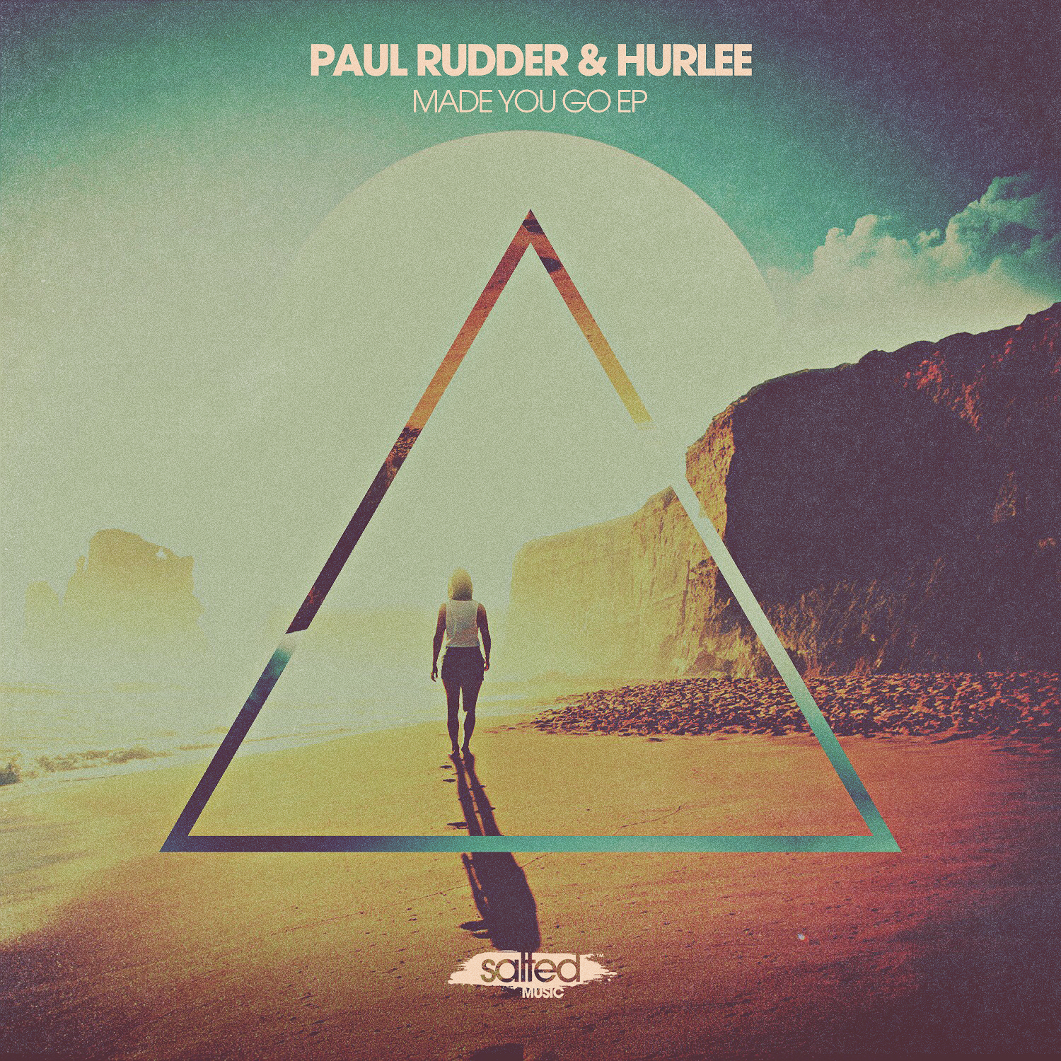 SLT115: Made You Go EP - Paul Rudder & Hurlee (Salted Music)