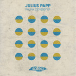 SLT129: Phunk Odyssey EP Julius Papp (Salted Music)