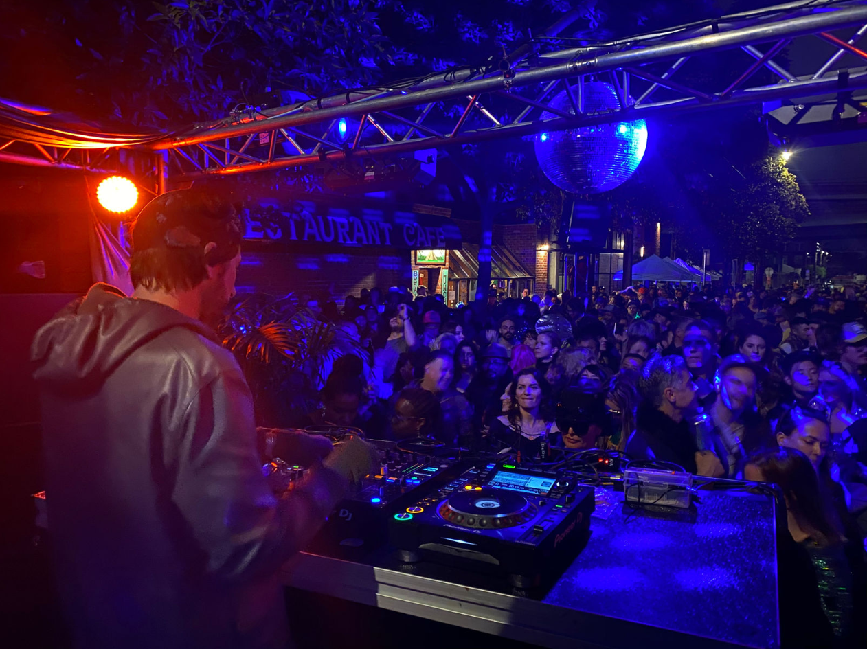Miguel Migs Live at It's A New Day + Breakfast of Champions New Year's Day Block Party 2020