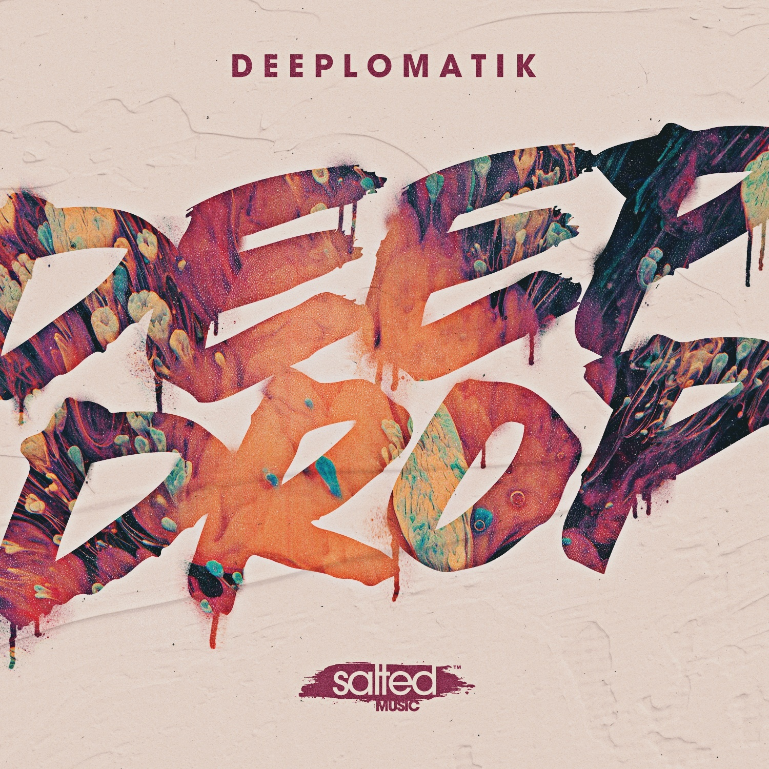 SLT181: Deep Drop - Deeplomatik (Salted Music)
