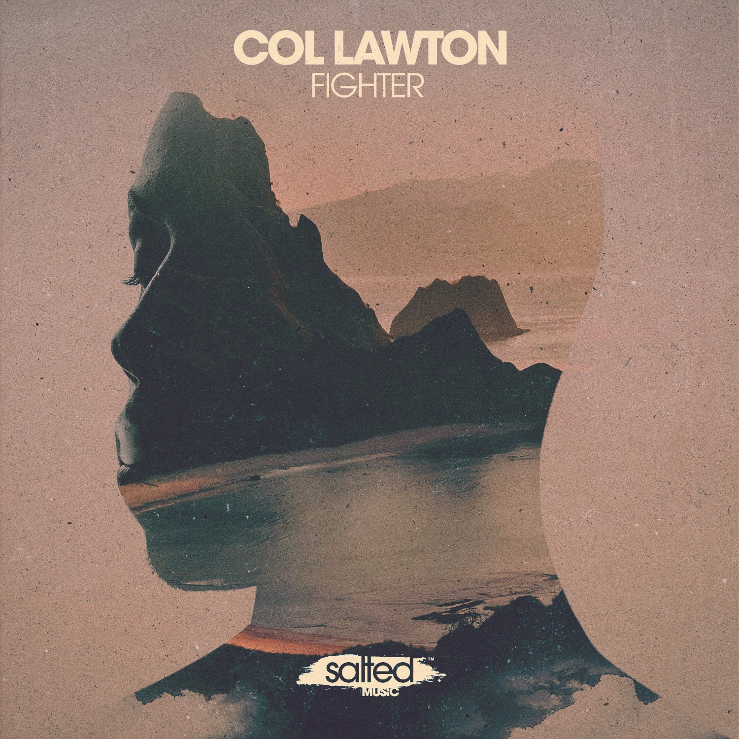 SLT197: Col Lawton - Fighter (Salted Music)