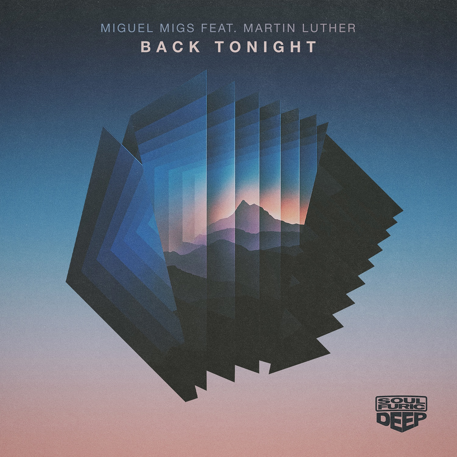 Back Tonight - Miguel Migs, Martin Luther (Soulfuric Deep)