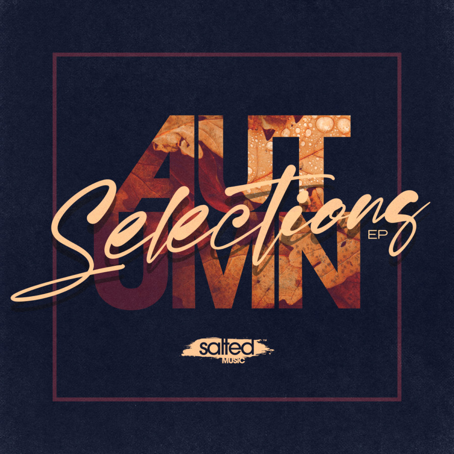 SLT216: Autumn Selections EP - Various Artists (Salted Music)